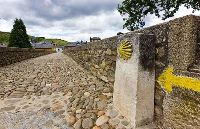 Camino de Santiago en Aragón